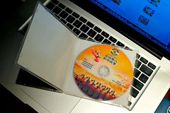 (SimonQ) Tags: apple dvd chengdu shangrilahotel macbookpro