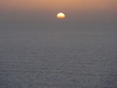 Sunset from Balcony of Maison Lisbona, Bat Yam (dlisbona) Tags: sunset soleil sonnenuntergang  coucherdusoleil