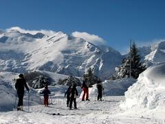 Une belle journe (Guzet/Arige/Pyrnes) (PierreG_09) Tags: ski neige pyrnes pirineos arige ustou guzet couserans