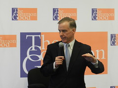 Governor Howard Dean at TCG 2/17/2012 - 03 (thecommongoodusa) Tags: democracy governor policy participation governance influence bipartisan nonpartisan thecommongood civicparticipation politicalinfluence civildialogue fixdc fixingwashington governingtrends