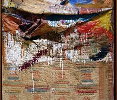 Robert Rauschenberg, Bed (detail)