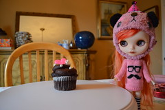 Can I have a cupcake?
