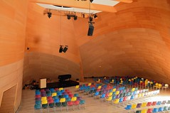 BP Hall at Walt Disney Concert Hall (Barry Wallis) Tags: california usa losangeles waltdisneyconcerthall barrywallis bphall