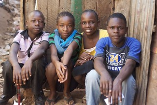 BAF Kibera Youth