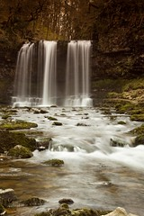 Sgwd yr Eira (Explored) (Esox2402) Tags: water wales canon river landscape countryside waterfall scenery rocks exposure photos ripple 550d