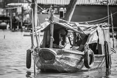 . (Scowl Broccoli) Tags: river boats boat vietnamese delta vietnam mekong
