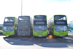 Arriva North West 4502 MX13AFF - 4502 (4503) MX13AFJ - 4505 (4506) MX13AEG - 4514 (4515) MX13ACZ (Will Swain) Tags: street uk england west bus buses liverpool march tour garage north birkenhead trust vehicle depot restoration laird 3rd merseyside arriva 4505 4502 2013 4503 4506 4515 4514 nwvrt mx13aeg mx13aff mx13afj mx13acz