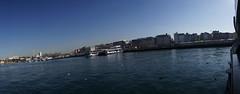 Kadıköy sahil (ispençiyar) Tags: world blue sea panorama sony istanbul alpha deniz mavi marmara sahil güneş nex kadiköy 5r