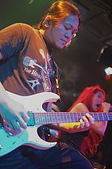 DSCF1811C1 (Brad HK) Tags: music rock bar hongkong live performance band bands cover roll filipino