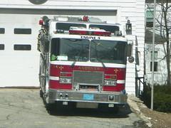 Andover FD (Littlerailroader) Tags: massachusetts newengland andover firetruck firetrucks ems emt emergencyvehicles andovermassachusetts andoverfiredepartment