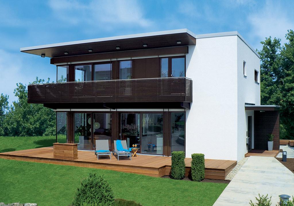 Holzhaus modern for Wochenendhaus modern bauen