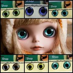 Eyechips for blythe