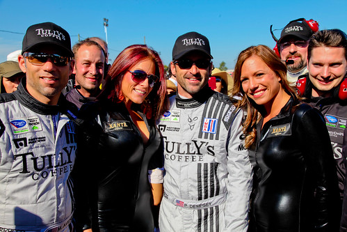 2013 Sebring 12hrs ALMS IMSA Grid Girls Alan Wilzig Wilzig Racing