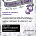 Fight for a Cure Flyer