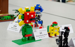 BC13_050 (DViddy) Tags: city oregon train portland town kevin factory lego space bricks system convention hero cascade pnw bionicle sets mecha hinkle bzpower brickscascade