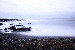 milky (explored) (JorunnSjofn) Tags: ocean sea beach nature landscape iceland sand rocks filter le nd reykjanes ndfilter selatangar nd110 reykjanespenisula