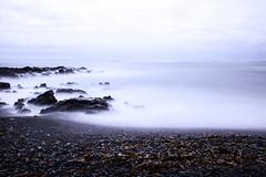 milky (explored) (JorunnSjofn) Tags: ocean sea beach nature landscape iceland sand rocks filter le nd reykjanes ndfilter selatangar nd110 reykjanespenisula