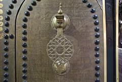 Brass Door Knocker, Marrakech Medina (Peter Cook UK) Tags: door morocco medina knocker brass patina marrackech