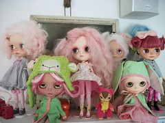 Happiness is blythe!