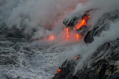 IMG_5914.jpg (Mike Livdahl) Tags: kalapana volcano hawaii lava oceanentry kileuea volcaoesnationalpark