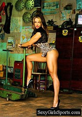 Sexy Girls Sports (BabesWorld) Tags: hot sexy brunette hotgirls sexybabe blondebabe