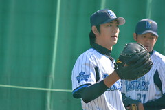 DSC_6155 (mechiko) Tags: 王溢正 横浜denaベイスターズ