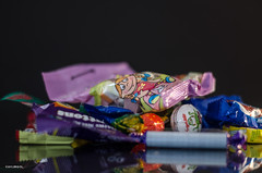 A Feast of Goodies! (BGDL) Tags: feast sweeties candies fartoomany easterhangover andthisisjustsomeofthem nikond7000 ourdailychallenge bgdl nikkor50mm118g elementsorganizer11
