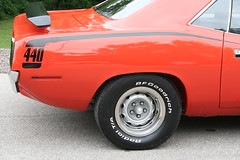 """1970 Plymouth 'Cuda 440 • <a style=""""font-size:0.8em;"""" href=""""http://www.flickr.com/photos/85572005@N00/8633955543/"""" target=""""_blank"""">View on Flickr</a>"""