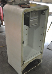 "Harley Davidson Vintage Gas Pump Style Kegerator • <a style=""font-size:0.8em;"" href=""http://www.flickr.com/photos/85572005@N00/8634730840/"" target=""_blank"">View on Flickr</a>"