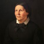 "<b>Johanna Ylvisaker Jordahl</b><br/> Gausta, #48b, Oil, Painitng<a href=""http://farm9.static.flickr.com/8524/8637078269_4ff89c0a57_o.jpg"" title=""High res"">∝</a>"