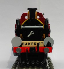 Metropolitan A-Class (technoandrew) Tags: street train ir baker power carriage lego stock battery engine railway loco steam locomotive motor functions 440 metropolitan rolling pf aclass 7wide