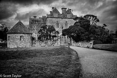 Beaulieu Palace House (Scrufftie) Tags: uk england museum canon unitedkingdom hampshire beaulieu countryhouse canonef24105mmf4lisusm canon5dmkii lightroom4 photoshopcs6 niksilverefexpro2