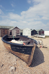Portland (ShrubMonkey (Julian Heritage) Also on ipernity) Tags: west beach portland coast boat bill path south huts coastal dorset beached weathered hull dinghy sheds shacks clinker wh251