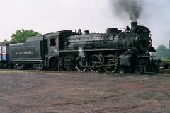 Gettysburg 4-6-2 (Andy961) Tags: railroad train pennsylvania engine railway steam pa gettysburg locomotive clc 462 1278 gety