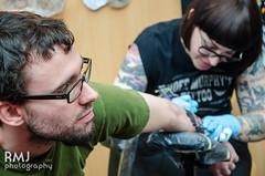 Mondial du tattouage 2013