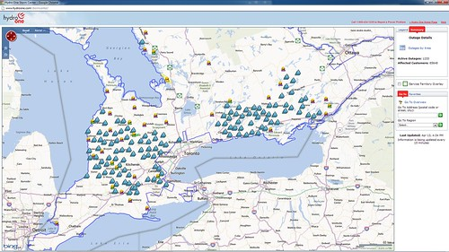 "Hydro One Outage Map • <a style=""font-size:0.8em;"" href=""http://www.flickr.com/photos/65051383@N05/8668555104/"" target=""_blank"">View on Flickr</a>"
