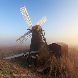 Herringfleet mist
