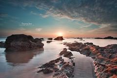 """Tanjung Jara Sunrise II"" (Nur Ismail Photography) Tags: sunrise hdr tanjungjara sifoocom nurismailphotography nurismailmohammed nurismail"