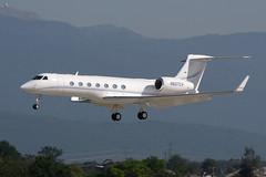 Gulfstream G550 (Maillekeule) Tags: aircraft jet business avion bombardier g550 n607ch