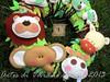 Porta Maternidade Safari (Artes di Viviane Garcia) Tags: baby felt guirlanda feltro vitor leão girafa elefante hipopotamo elefantinho enxoval portamaternidade enxovalmenino bichinhosdafloresta bichinhosdaflores portamaternidadesafari