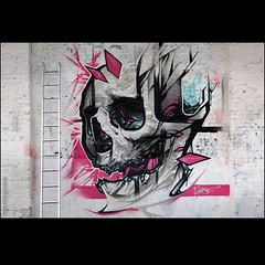 Some fresh @chasen9ne work in #London. #wallkandy #chase #graffiti #streetart #art #painting #jam #fb #f #t #skull (Photos © Ian Cox - Wallkandy.net) Tags: street streetart london art canon ian photography graffiti gallery document chase cox 2013 wallkandy