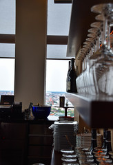 A bar with a view (Maria Eklind) Tags: city berlin architecture germany de deutschland view fromabove potsdamerplatz tyskland euorpe berlinview panormapunkt