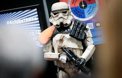 1DX_3823 (felt_tip_felon) Tags: starwars force cosplay stormtroopers empire jedi newhope darkside sith darthmaul raypark empirestrikesback returnofthejedi phantommenace excelcentre forceawakens starwarscelebrationeurope2016london