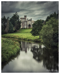 Ballinderry River Killymoon Castle (D.k.o.w) Tags: killymooncastle cookstown midulster ballinderryriver killymoonriver northernireland grand architecture gothic countytyrone scenic ulster canon 7d mkii