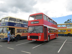 MWG941X, Plymouth Bus Rally, 17/07/16 (aecregent) Tags: plymouthbusrally 170716 yorkshiretraction vr vrt ecw 941 mwg941x