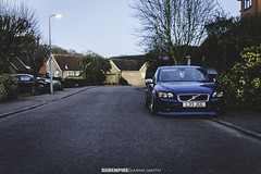 SSA_4268 (Sammjoey Photography) Tags: volvo low air ride bagged 3sdm wheels mono cast stance tuck fitment speed hunters form cannon 5dmk2 5d