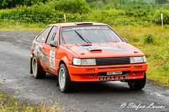 DSC_7188 (Salmix_ie) Tags: park ireland car sport club hotel championship nikon rally sunday border july stages lee motor 10th nikkor pallets connacht motorsport sligo 2016 d7100 pacenotes
