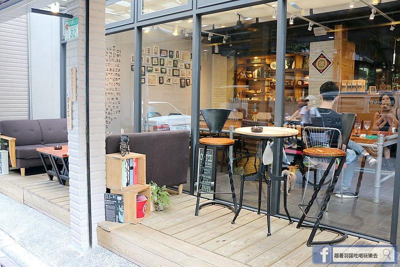A place cafe捷運中山國中站友善寵物餐廳006