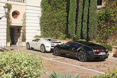 Double Trouble. (Florian Joly Photography) Tags: supercars money luxury sexy hot dream carporn wow cool flickercar hypercar florian joly 2016 bugatti veyron supersports monaco 164 arab combo