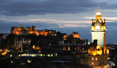 Edinburgh Skyline in the Evening. (charlieinlesmahagow) Tags: charlieinlesmahagow fireworks edinburgh edinburghfestival 2016 caltonhill megafireworks spectacular best cityfireworks supreme bestcityfireworks castlesandfireworks castlefireworks edinburghfireworks fantastic sometingelse great good special city specialcity anniversary placetopropose historicalcity castle festival cityscape stunning clear historic scotland uk international lothians red smokin smoke mirrors festi different unusual tatoo rooftops edinburghfestival2016 auldreekie capital nighttime night princessstreet